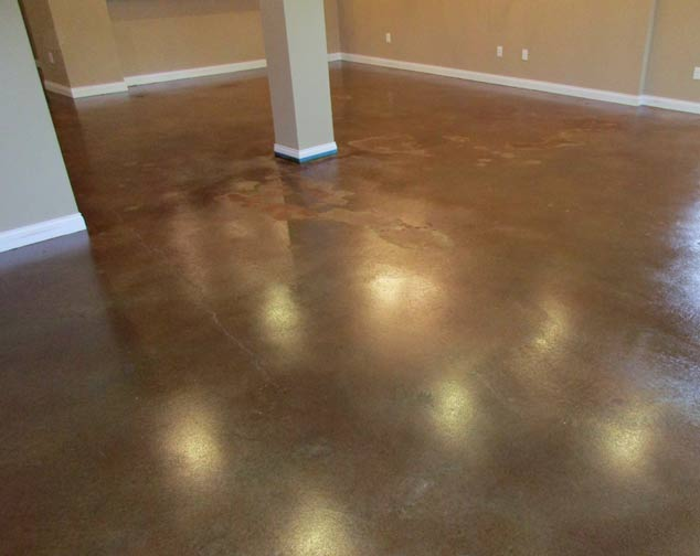 Indoor Concrete Flooring, Dayton Ohio